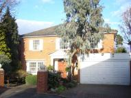 Detached property for sale in Grantham Close, Edgware...