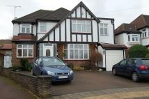 Detached house to rent in Carlton Close, Edgware...
