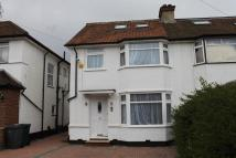 4 bed semi detached home in Meadow Gardens, Edgware...