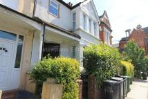 Terraced property in Manor Park Gardens...