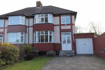 4 bedroom semi detached home to rent in Gibbs Green, Edgware...