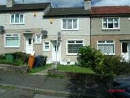 Terraced property in Eskdale Road, Bearsden...