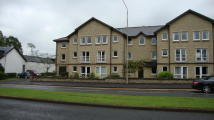 2 bed Flat to rent in Main Street, Milngavie...