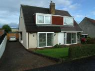 semi detached home in Peathill Avenue...