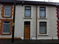 Terraced house in Treharne Street, Cwmparc...
