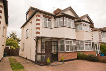 semi detached property to rent in Deyncourt Gardens...