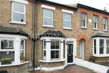Terraced house in West Grove, Woodford