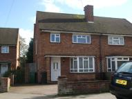 semi detached home to rent in Poplars Close, Leavesden...