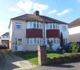 3 bed semi detached house for sale in Colyer Road, Northfleet