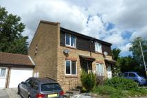 2 bed semi detached property in Curlinge Court...