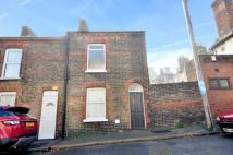 semi detached home in Percy Road Ramsgate CT11