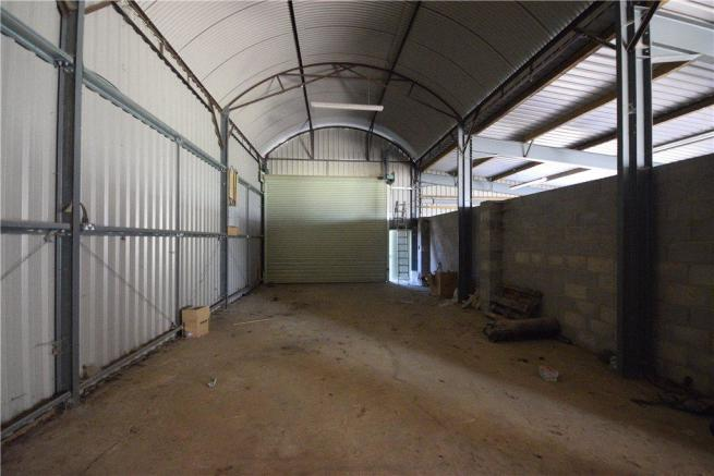 Horse Box Garage