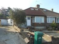 Semi-Detached Bungalow for sale in Westfield Close, Brighton