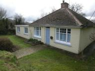 3 bedroom Detached Bungalow in Llangwarren Cottage