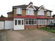 Woodgrange Gardens semi detached property for sale