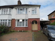 semi detached home for sale in Warren Crescent, London...
