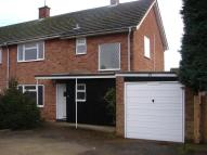 4 bed semi detached home in Coneygear Road, Hartford...