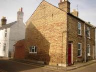 Terraced house in Sayer Street, Huntingdon...