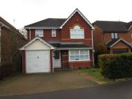 4 bed Detached property in Knipe Close, Huntingdon...