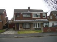3 bed semi detached property in Shefford Crescent...