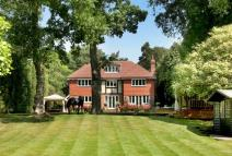 Detached property for sale in Wentworth Estate