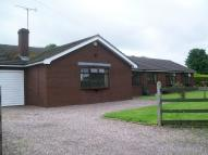 Church Lane Detached Bungalow to rent