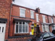 Gresty Terrace Terraced property to rent