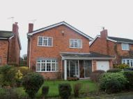 4 bed Detached house to rent in Rushton Drive, Hough
