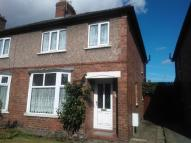 semi detached house to rent in Atholl Avenue, Crewe