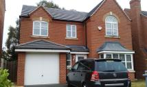 1 bed Detached house to rent in Salisbury Close, Crewe