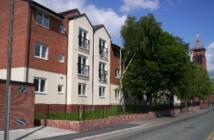 Apartment in Delamere Court, Crewe