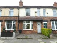 3 bed Terraced property to rent in Brooklands Grove, Crewe
