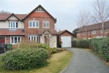 3 bed End of Terrace home in Foxhill Close, Northwich...