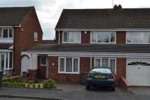 3 bedroom semi detached home to rent in Albert Clark Drive...