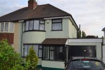 3 bedroom semi detached property to rent in Davis Avenue, Tipton...