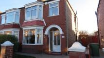 3 bed house in Canterbury Road, Redcar...