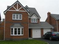 Detached home in Swain Close, Wem...