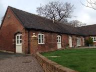 Netley Old Hall Farm Cottage to rent