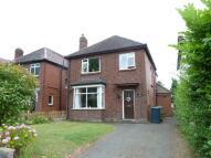 Monkmoor Road Detached house to rent