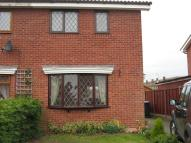 semi detached house in Millbrook Drive...