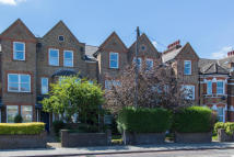 Terraced house in Trinity Road...