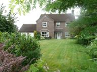 Detached home in St James View, Louth