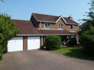 4 bed Detached property in St James View, Louth