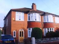 3 bed semi detached home to rent in Hortree Road, Stretford...