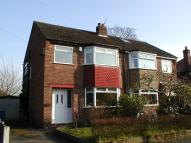 3 bed semi detached home to rent in Beech Road, Sale, M33