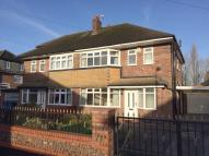 3 bed semi detached house to rent in Shawe Hall Crescent, M41