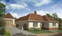 new development in Coombe Hayes, Sidmouth