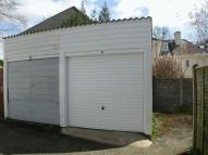 Garage in Victoria Road, Sidmouth