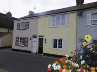 Terraced house to rent in York Street, Sidmouth