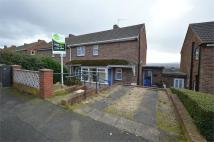 semi detached home in Leabank Road, Netherton...